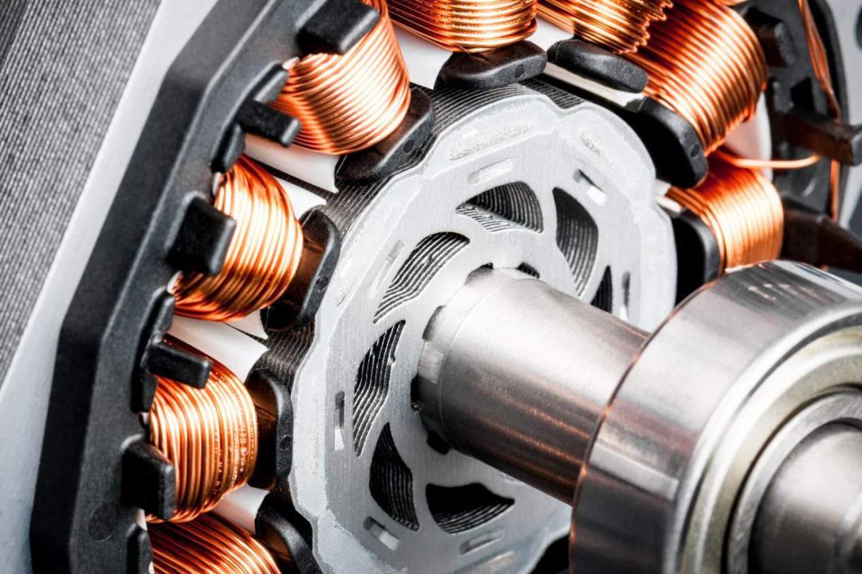 cómo funciona un motor eléctirco